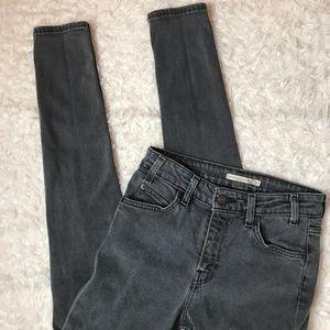 Levi's 721 Vintage High Rise Skinny Jean
